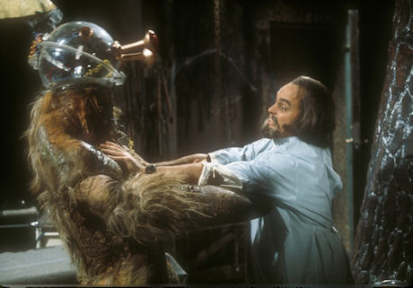 Image result for Doctor Who: The Brain of Morbius
