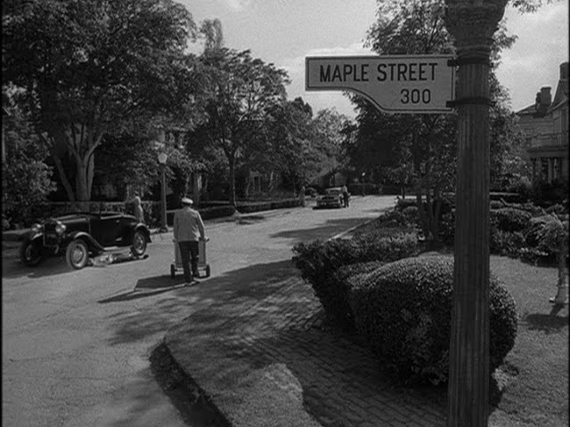 """Image result for The Monsters Are Due on Maple Street"""""""